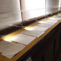 Museo Civico Polironiano - ressources - Archive des documents